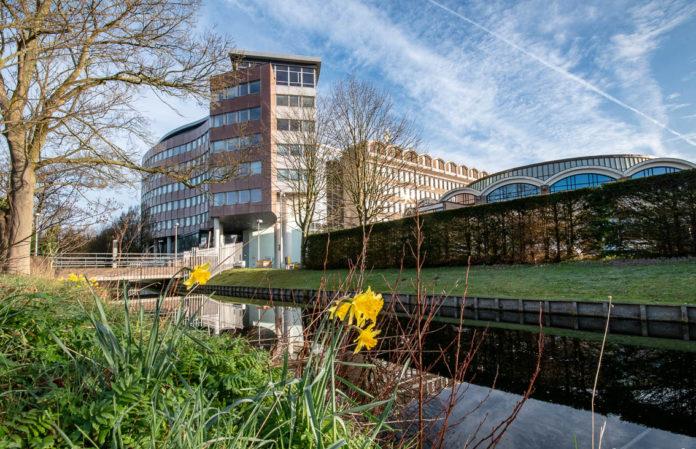 ANWB hoofdkantoor in Den Haag