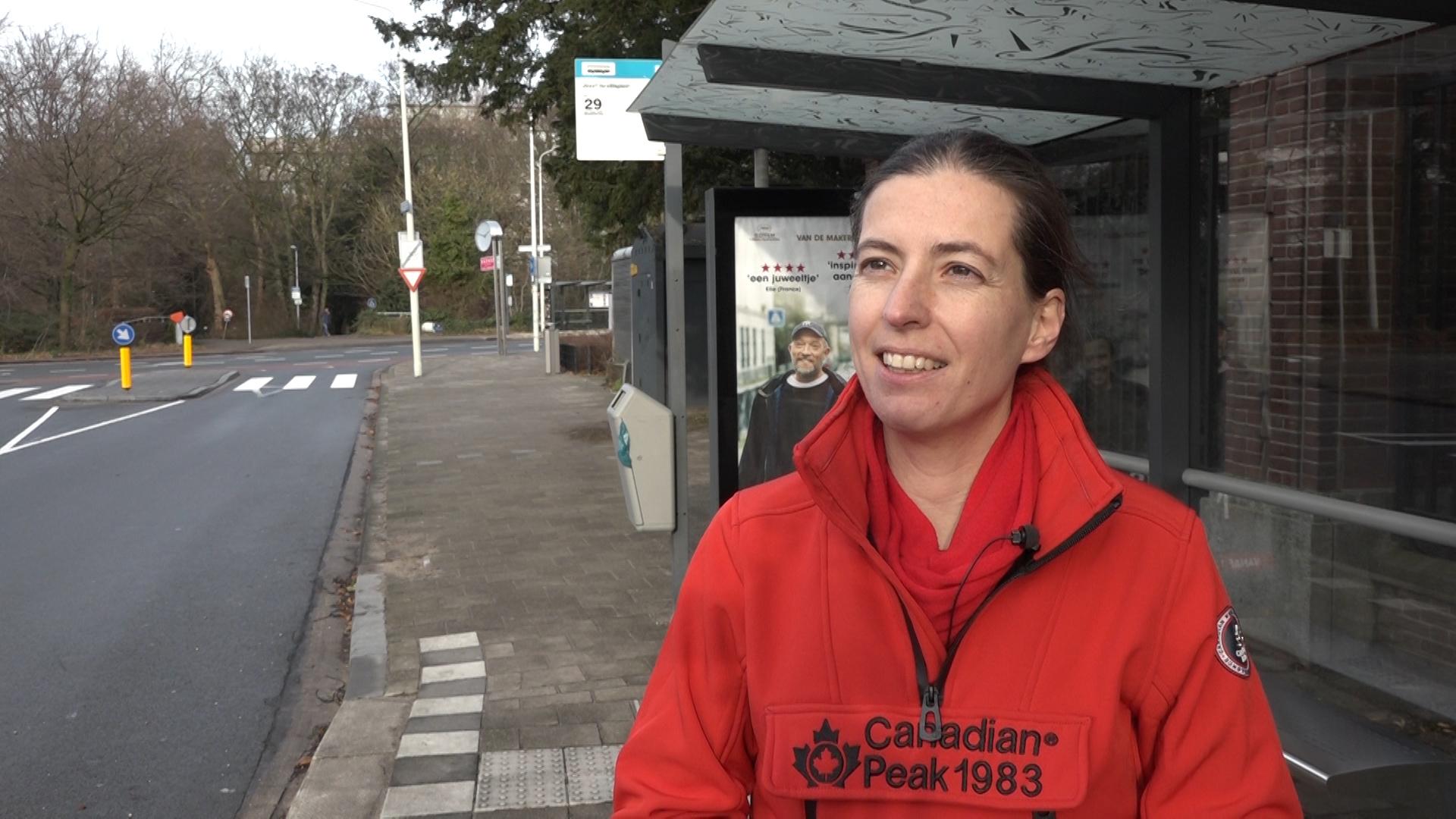Elisabet Molenaar bestuurslid Wijkvereniging Benoordenhout