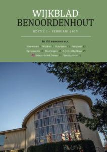 Wijkblad Benoordenhout nummer 1 - 2019