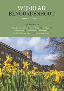 Wijkblad Benoordenhout 2019 nummer 2