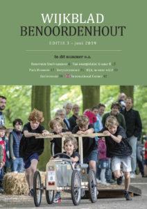 Wijkblad Benoordenhout 2019 nummer 3