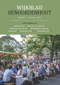 Wijkblad Benoordenhout 2019 nummer 5