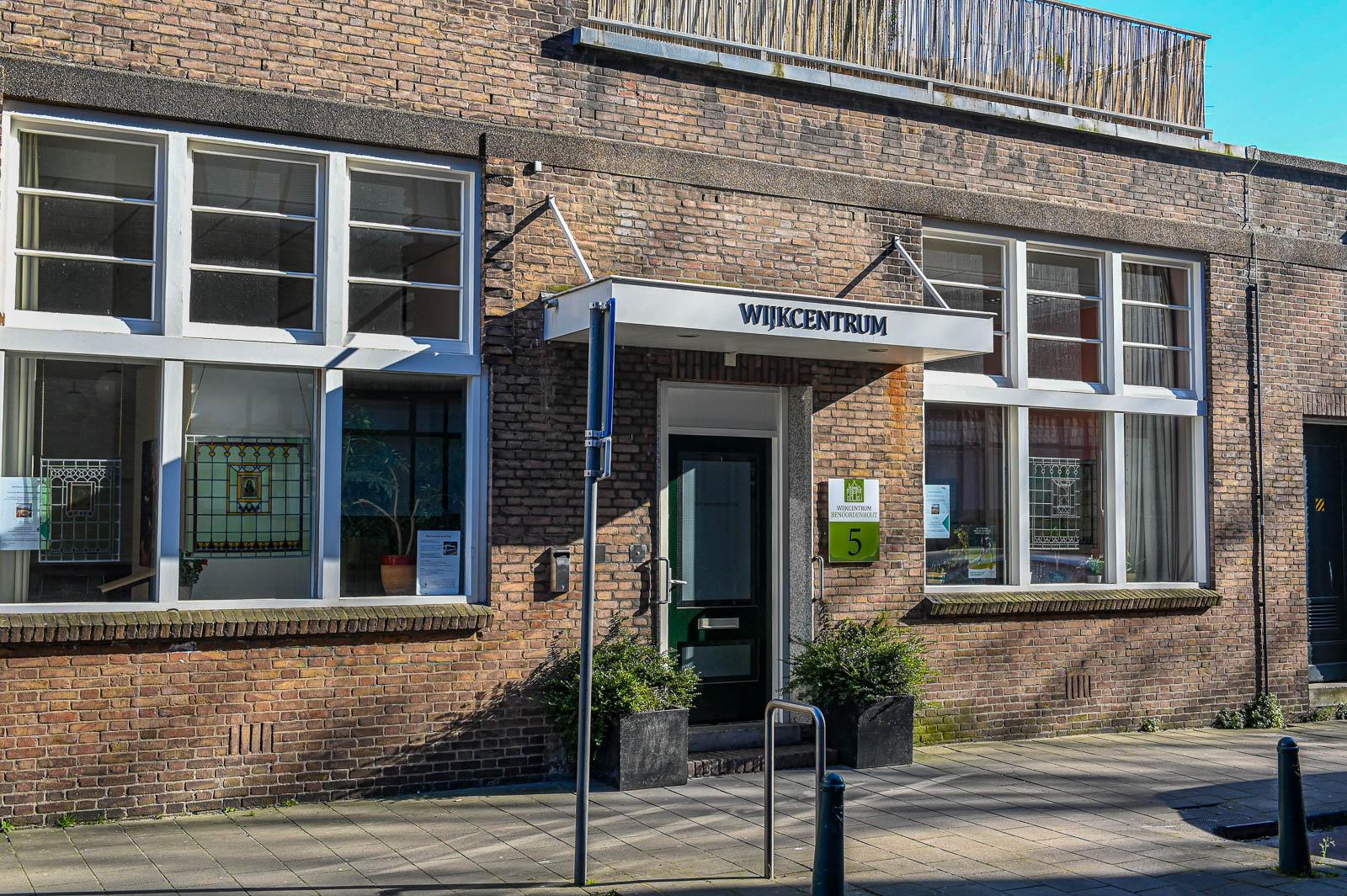 Wijkcentrum Benoordenhout Benoordenhuis