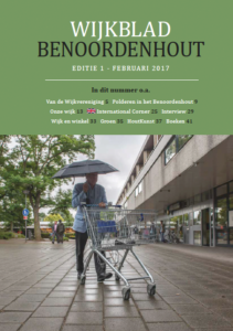 Wijkblad Benoordenhout 2017 nummer 1