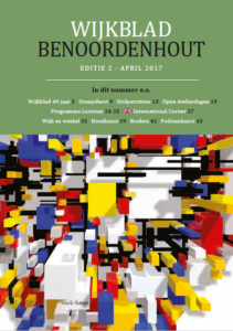 Wijkblad Benoordenhout 2017 nummer 2