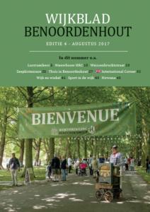 Wijkblad Benoordenhout 2017 nummer 4