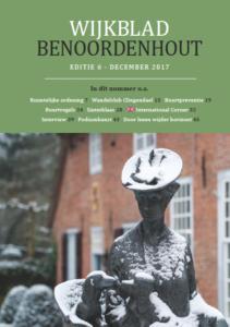 Wijkblad Benoordenhout 2017 nummer 6