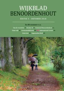 Wijkblad Benoordenhout 2018 nummer 3