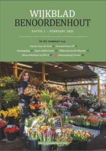 Wijkblad Benoordenhout nummer 1 - 2020