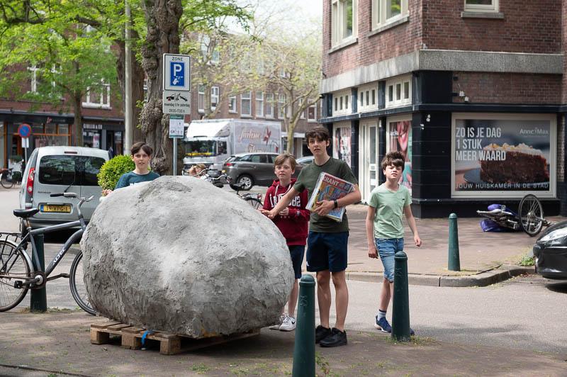 Jongeren in Benoordenhout