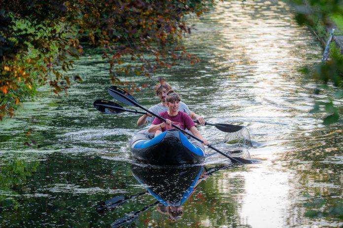 Kano in water neuhuyskade