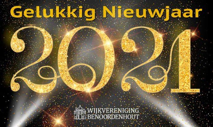Nieuwjaar wens 2021 wvbn