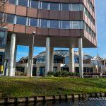 verkeer – Benoordenhout in corona tijd, Den Haag – 24-01-2021