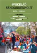 Wijkblad Benoordenhout 2015 nummer 3