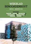 Wijkblad Benoordenhout 2015 nummer 4