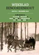 Wijkblad Benoordenhout 2015 nummer 6