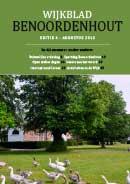 Wijkblad Benoordenhout 2013 nummer 4