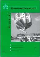 Wijkblad Benoordenhout 2000 nummer 1