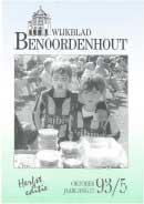 Wijkblad Benoordenhout 1993 nummer 5