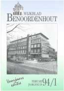 Wijkblad Benoordenhout 2004 nummer 1