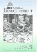 Wijkblad Benoordenhout 2004 nummer 3