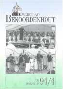 Wijkblad Benoordenhout 2004 nummer 4