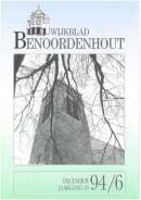 Wijkblad Benoordenhout 2004 nummer 6