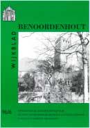 Wijkblad Benoordenhout 1996 nummer 6