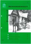 Wijkblad Benoordenhout 1999 nummer 5