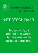Wijkblad Benoordenhout 1999 nummer 1